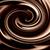 chocolade · stroom · witte · voedsel · abstract - stockfoto © byrdyak