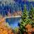 морена · озеро · желтый · горные · пейзаж · утра - Сток-фото © byrdyak