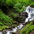 スモーキー · 山 · 滝 · 美しい · 山 - ストックフォト © byrdyak