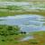 békés · kilátás · tó · Afrika · Kenya · tavasz - stock fotó © byrdyak