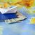 kâğıt · tekne · pasaport · para · harita - stok fotoğraf © byrdyak