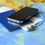 pasaport · bilet · telefon · harita · dünya - stok fotoğraf © byrdyak