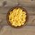 黄色 · 生 · パスタ · プレート · 食品 · 木材 - ストックフォト © c12