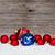 Рождества · красный · синий · снега - Сток-фото © c12