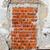 porta · velho · parede · vermelho · casa · textura - foto stock © c12
