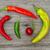 quente · pimentas · madeira · diferente · cores · comida - foto stock © c12