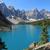 morena · lago · Canadá · parque · água · paisagem - foto stock © ca2hill