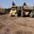 nagy · buldózer · építkezés · útvonal · építkezés · munka - stock fotó © ca2hill