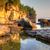 skał · rano · wcześnie · rano · świetle · parku · niebo - zdjęcia stock © ca2hill