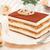 tiramisu · pastel · de · cumpleanos · delicioso · cerezas · alimentos · grasa - foto stock © caimacanul