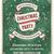 Green Christmas Party Invitation Template stock photo © cajoer