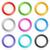 вектора · Кнопки · ярко · центр · зеленый - Сток-фото © cajoer