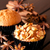 anacardo · tuerca · muffin · especias · desayuno - foto stock © calvste