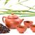 chinese · thee · ceremonie · bamboe · dienblad · bladeren - stockfoto © calvste