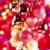 rouge · or · Noël · suspendu · lumières - photo stock © calvste