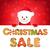 navidad · cookie · texto · gradiente · fondo - foto stock © cammep