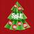クリスマス · ヘッダ · 赤 · パーセント · 価格 - ストックフォト © cammep