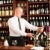 Wine bar waiter happy male in restaurant stock photo © CandyboxPhoto