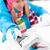 vrouw · schoonmaken · sneeuw · auto · vervoer - stockfoto © candyboxphoto
