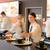 werken · cafe · jonge · glimlachend · zakenvrouw · pauze - stockfoto © candyboxphoto