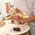 gotować · ciasto · portret · przystojny · mężczyzna · uniform · patrząc - zdjęcia stock © candyboxphoto