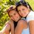 女性 · 若い女の子 · 屋外 · 笑顔の女性 · 笑みを浮かべて - ストックフォト © candyboxphoto