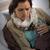 portre · hasta · kadın · yatak · ev · tıbbi - stok fotoğraf © candyboxphoto