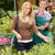 garden center worker and woman customer shopping stock photo © candyboxphoto