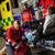 paramedico · moto · driver · notte · uomo - foto d'archivio © candyboxphoto