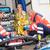 помогают · женщину · велосипедов · аварии · скорой - Сток-фото © candyboxphoto