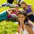 kadın · yazı · notlar · kampus · çim · çim - stok fotoğraf © candyboxphoto