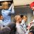 бизнесмен · Воздушные · путешествия · рук · человека · Мир · земле - Сток-фото © candyboxphoto