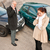 woman and man on phone car crash stock photo © candyboxphoto