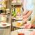 dessert · cafetaria · kantine · desserts · mensen - stockfoto © candyboxphoto