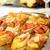 büfe · soğuk · salata · gıda · akşam · yemeği · öğle · yemeği - stok fotoğraf © candyboxphoto