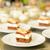 dessert · buffet · différent · crème · verre · alimentaire - photo stock © candyboxphoto
