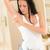 corps · soins · jeune · femme · déodorant · blanche - photo stock © candyboxphoto
