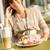 cheesecake · vetro · cioccolato · mascarpone · frutta · sfondo - foto d'archivio © candyboxphoto