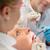 profi · fogászati · csapat · beteg · nő · fogorvos - stock fotó © CandyboxPhoto