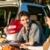 kamp · araba · tadını · çıkarmak · piknik - stok fotoğraf © candyboxphoto