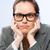 ennuyeux · Emploi · déprimée · s'ennuie · femme · d'affaires · travail - photo stock © candyboxphoto