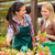 woman talking to worker in garden center stock photo © candyboxphoto