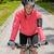 női · motoros · javít · hegyi · kerékpár · vidék · nő - stock fotó © candyboxphoto