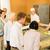 biuro · kobieta · stołówka · gotować · działalności - zdjęcia stock © candyboxphoto