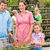 family shopping flowers at garden center stock photo © candyboxphoto