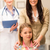 daughter and mother at the pediatrician office stock photo © candyboxphoto