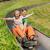 пару · альпийский · каботажное · судно · возбужденный - Сток-фото © CandyboxPhoto