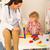 девочку · врач · дружественный · здоровья · профессиональных · стетоскоп - Сток-фото © candyboxphoto