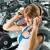 若い女性 · 行使 · 腹部 · フィットネス · センター · 筋肉 - ストックフォト © candyboxphoto