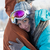 young couple embracing winter countryside ski snow stock photo © candyboxphoto